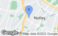 Map of Nutley, NJ