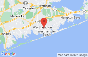 Map of Westhampton