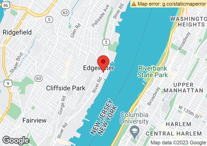 Google Map of 11 EDGEWATER TOWNE CTR