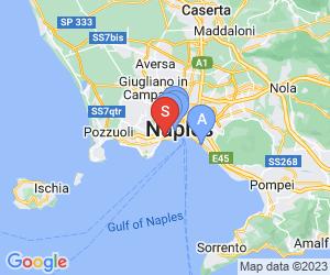 Karte für Villa Pignatelli