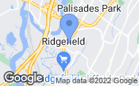 Map of Ridgefield, NJ
