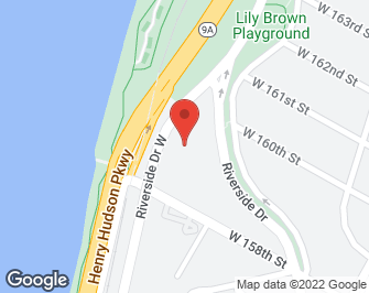 New York City Real Estate | View 159-34 Riverside Drive West, 4H | map