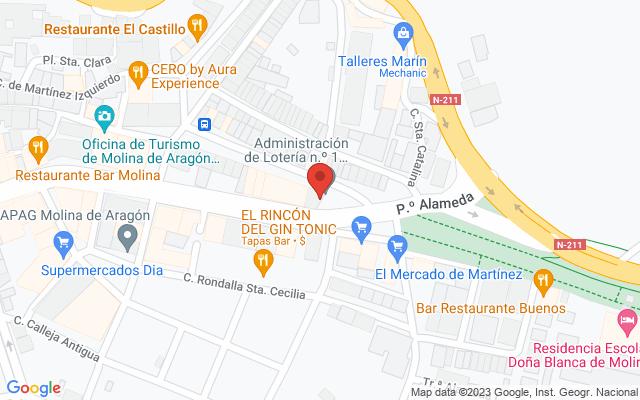 Administración nº1 de Molina de Aragón