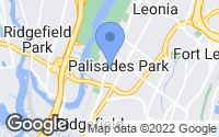 Map of Palisades Park, NJ