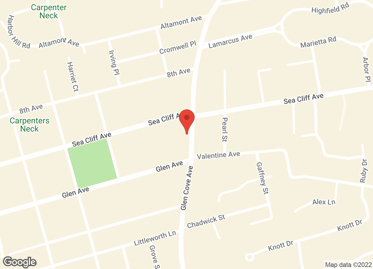 Google Map of Glen Animal Hospital