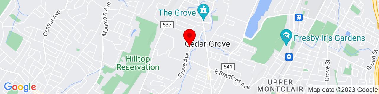 Google Map of 40.851147, -74.2342479