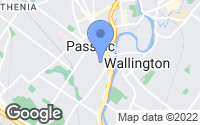 Map of Passaic, NJ