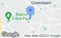 Map of Greenlawn, NY