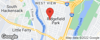 Map of 220 Main St in Ridgefield Park