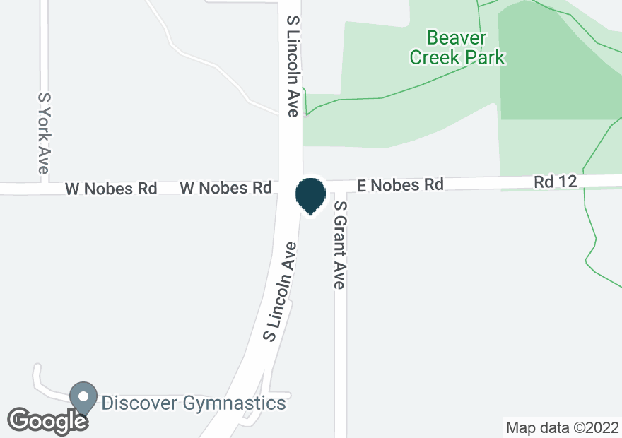 Google Map of533 S LINCOLN AVE