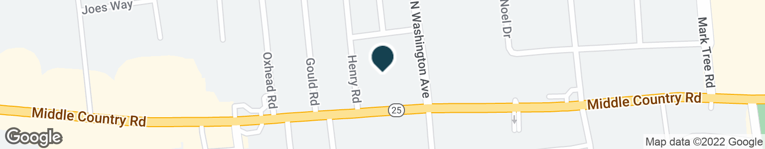 Google Map of2215 MIDDLE COUNTRY RD