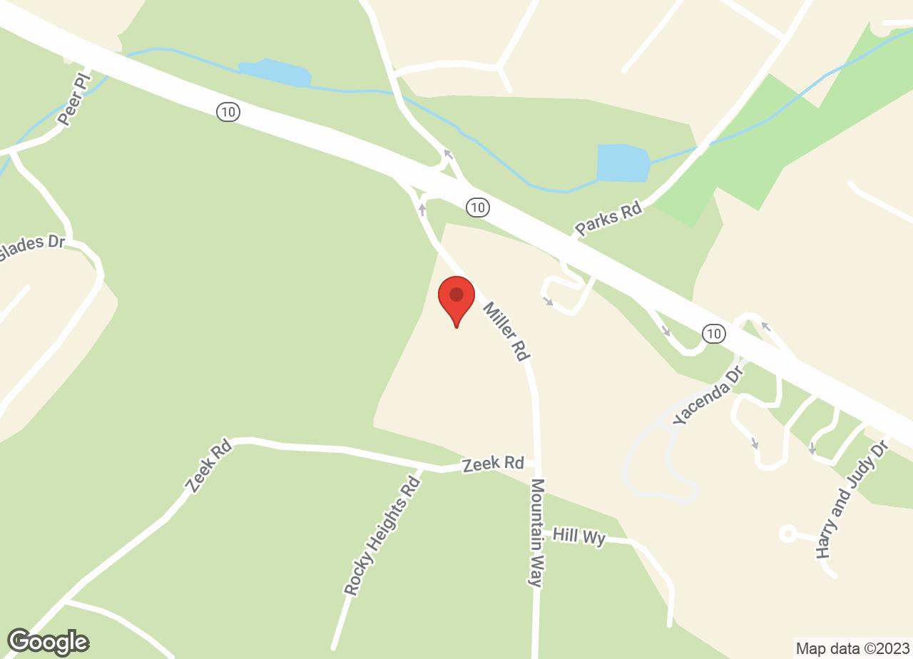 Google Map of VCA Morris Plains Animal Hospital