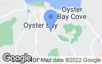 Map of Oyster Bay, NY