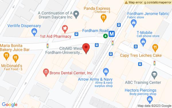 West Fordham - University Heights