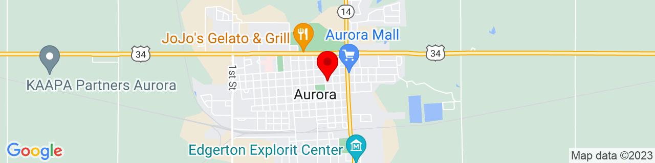 Google Map of 40.8688593, -98.0009862