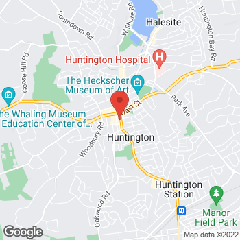 Map of Optimum WiFi Hotspot at 369 New York Ave, Huntington, NY 11743