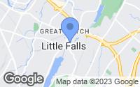Map of Little Falls, NJ