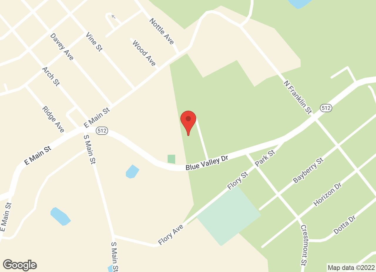 Google Map of VCA AVH Animal Hospital