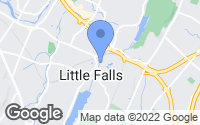 Map of Little Falls, NJ