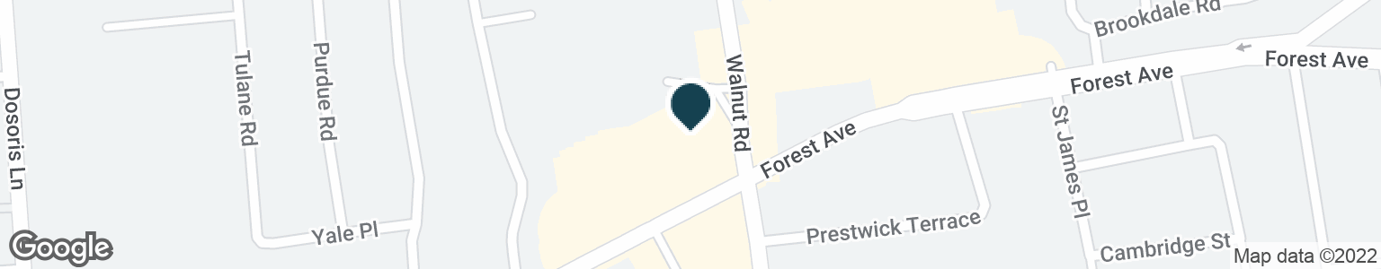Google Map of93 FOREST AVE