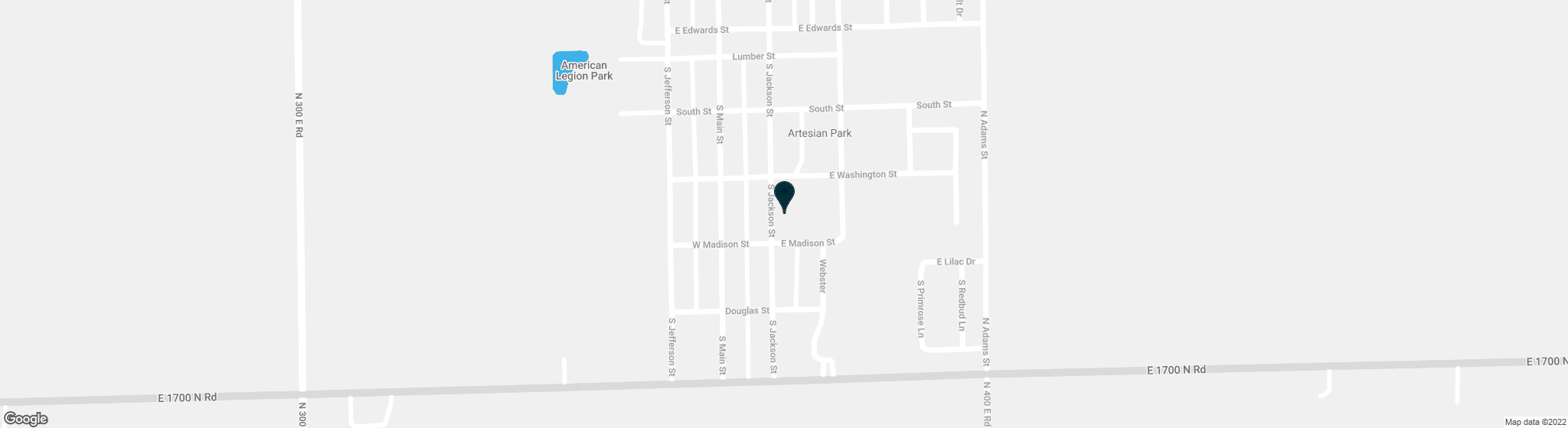306 S Jackson Street Flanagan IL 61740