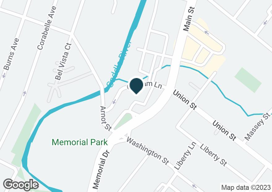 Google Map of20 ARNOT ST