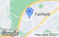 Map of Fairfield, NJ