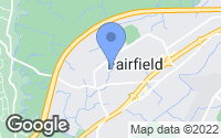 Map of Fairfield, NJ