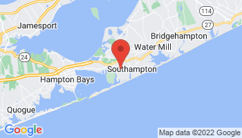 Map of Southampton