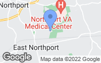 Map of East Northport, NY