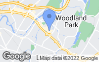 Map of Woodland Park, NJ