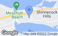 Map of Southampton, NY