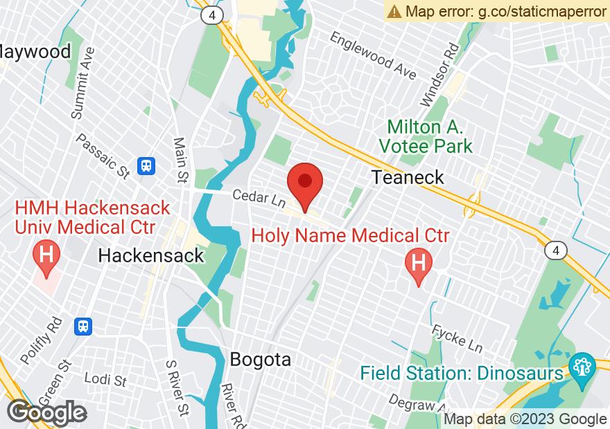 Google Map of 520 CEDAR LN