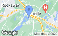 Map of Denville, NJ