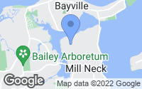Map of Mill Neck, NY