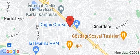 İstanbul Pendik Satış Ofisi
