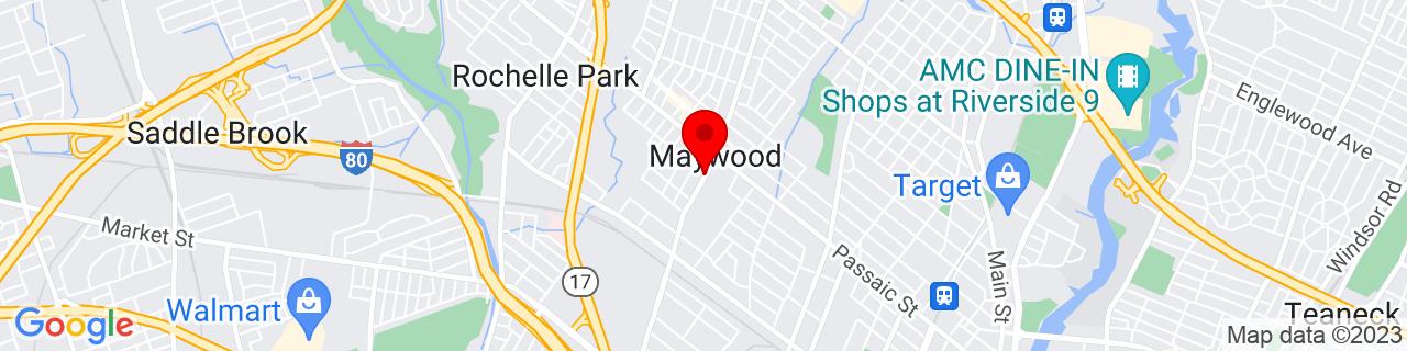 Google Map of 40.9014219, -74.0627052