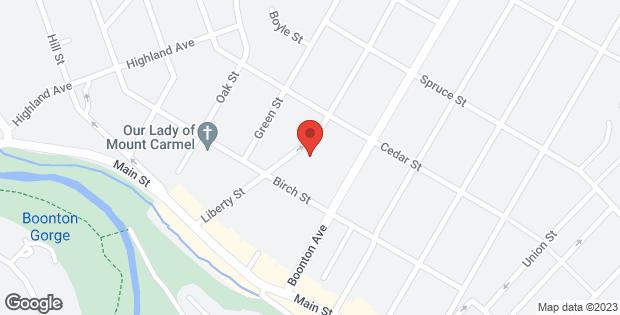 215 LIBERTY ST Boonton Town NJ 07005-1445