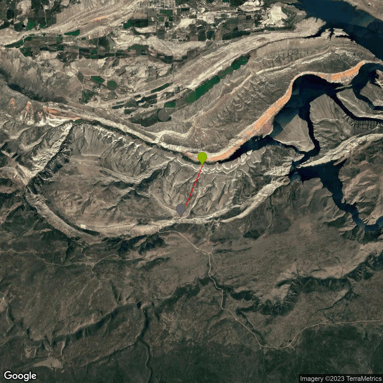 Hwy 44 North (Flaming Gorge Climb) Bike Climb - PJAMM Cycling