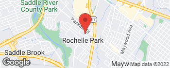 Map of 405 Rochelle Ave in Rochelle Park