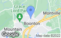 Map of Boonton, NJ