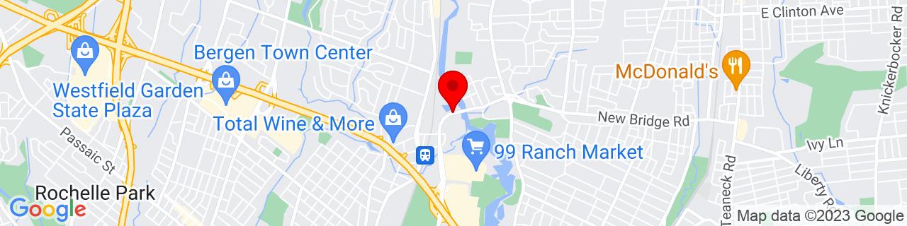 Google Map of 40.9146526, -74.03177000000001