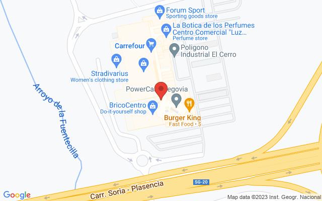 Administración nº12 de Segovia