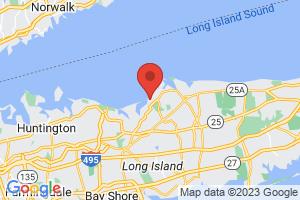 Map of Stony Brook