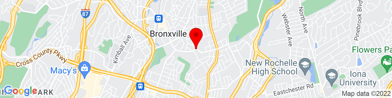 Google Map of 40.934873, -73.8243583