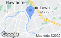 Map of Fair Lawn, NJ