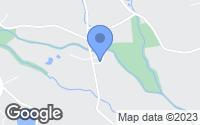 Map of Saylorsburg, PA