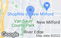 Map of River Edge, NJ