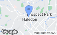Map of Haledon, NJ