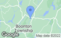 Map of Boonton, NJ